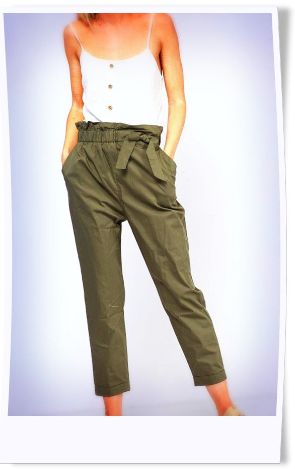 Clarkson Olive Chino
