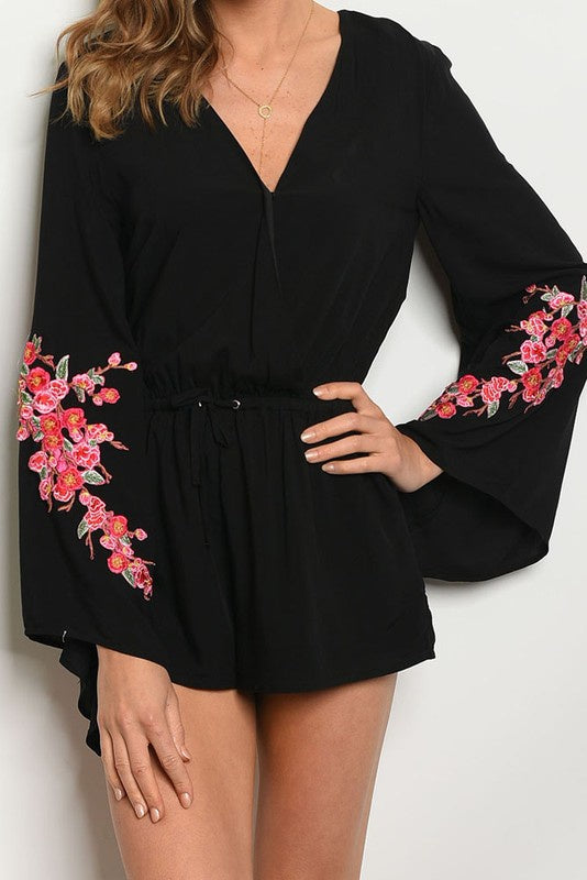 Black Hole Sun Romper