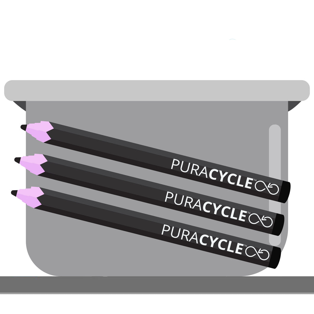 Puracycle Wax Pencils