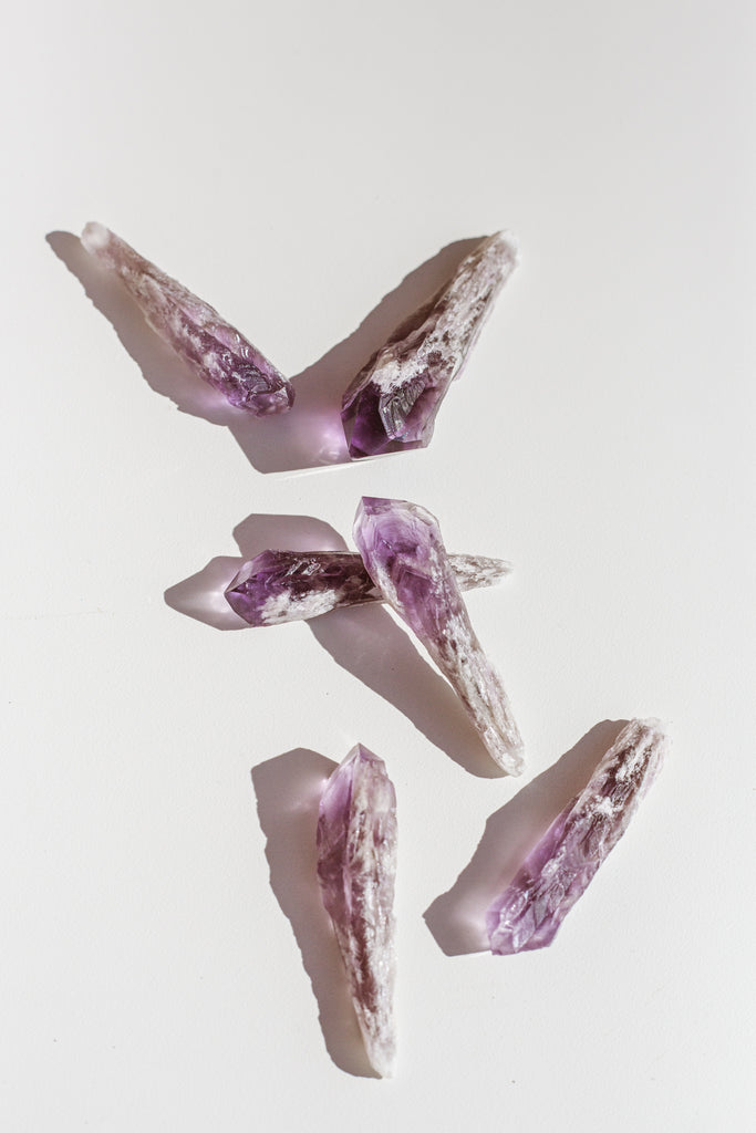 Brazilian Amethyst Points