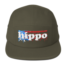 """hippo"" - Five Panel Cap"