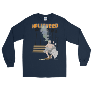 """HOLLYWEED DREAMER"" - Long Sleeve T-Shirt"