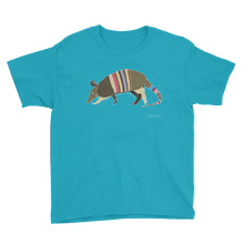 """What the Dillo!?"" - Youth Short Sleeve T-Shirt"