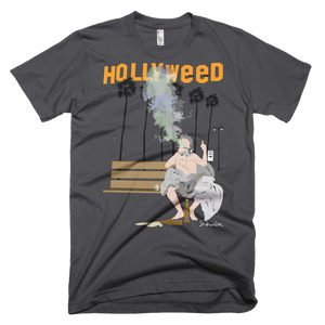 """Hollyweed Dreamer""- Short Sleeve T-Shirt"