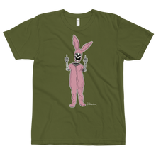 """Death Bunny""- Short Sleeve T-Shirt"