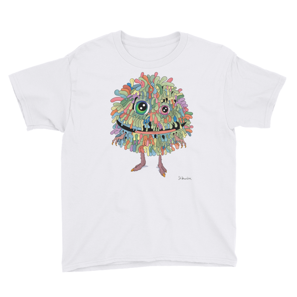 Moppy Doo Wop- Youth Short Sleeve T-Shirt