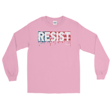 """RESIST""- Long Sleeve T-Shirt"