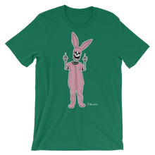 """Lil Bunny of Death""- Men's Short Sleeve T-Shirt"