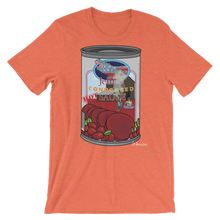 """Jellied Condensed Sauce""- Short Sleeve T-Shirt"