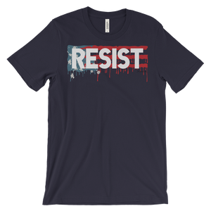 """RESIST"" - Men's Short Sleeve T-Shirt"