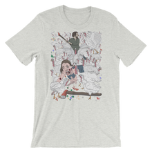 """Revenge of the Turkeys""- Short Sleeve T-Shirt"