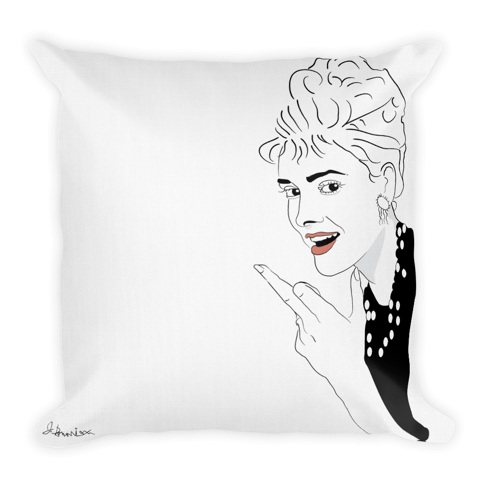 Classy & Cheeky AF- Premium Pillow