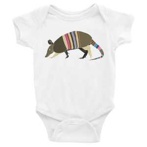 """What the Dillo!?"" - Infant Onesie"