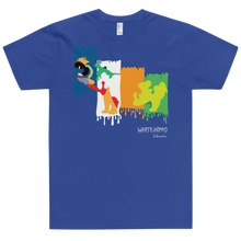 Abstract Hippo T-Shirt
