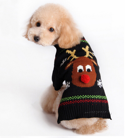 Image of Christmas Reindeer Sweater