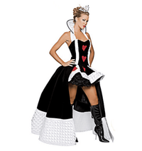 Queen of Hearts Costume
