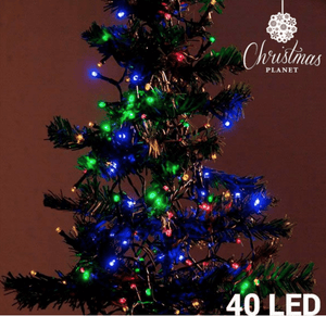 Christmas LED Lights - 40x