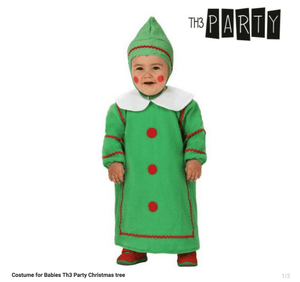 Christmas Tree Baby Costume