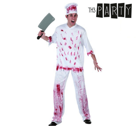 Killer Chef Costume