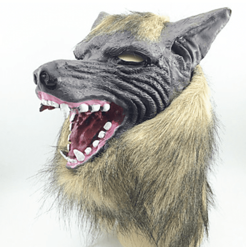 Image of Were wolf mask