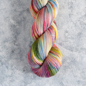 Away With The Fairies - Fingering Weight - Sock