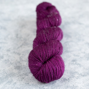 Berry - Fingering Weight - Sparkle