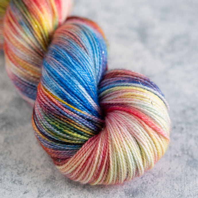 Bristol Belle - Fingering Weight - Sparkle