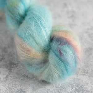 Grace Bay - Lace Weight - Suri Silk Cloud