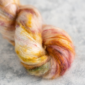 Hapchance - Lace Weight - Suri Silk Cloud