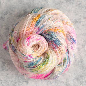 Happy Dance - Lace Weight - Lush Lace