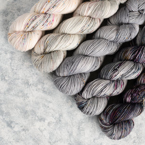 Kisses on the Wind - 5 Skein Gradient Set - DK 100g's