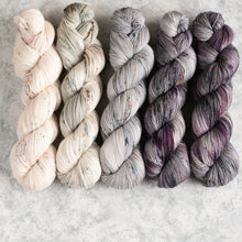 Load image into Gallery viewer, Kisses on the Wind - 5 Skein Gradient Set - Sock 100g's