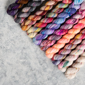 Pixie Faves - 10 Skein Set - Twisty 20g Mini