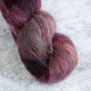 Picotee- Lace Weight - Suri Silk Cloud