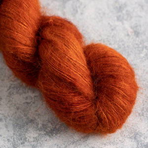 Foxy - Lace Weight - Suri Silk Cloud
