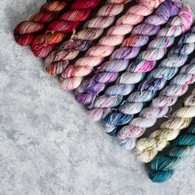Load image into Gallery viewer, Festive Faves - 10 Skein Set - Sock 20g Mini