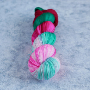 Candy Cane Lane - Double Knit Weight - DK