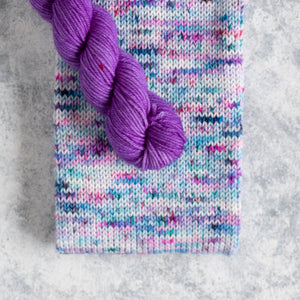 Festive Cheer - Knitted Sock Tube 50g