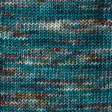 Load image into Gallery viewer, Spruce Up - Sparkle - Knitted Sock Tube 50g