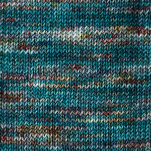 Spruce Up - Sparkle - Knitted Sock Tube 50g