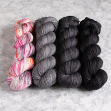 Load image into Gallery viewer, 4 Skein Hiberknitalong Set - Fingering Weight