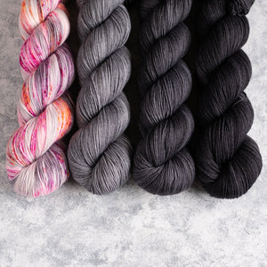 4 Skein Hiberknitalong Set - Fingering Weight
