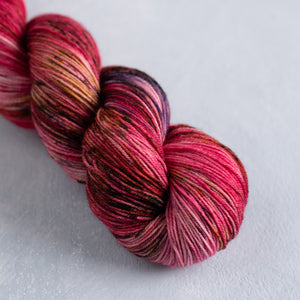Rich Heather - Fingering Weight - Sock