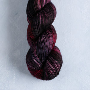 Rich Picotee - Fingering Weight - Sock / Double Knit - DK