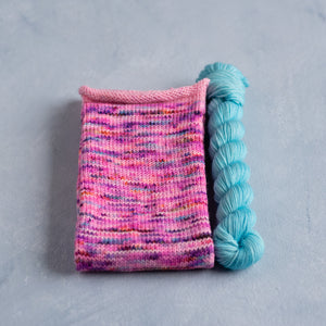Rich Peaseblossom - Knitted Sock Tube 50g