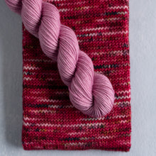 Load image into Gallery viewer, Rich Heather - Knitted Sock Tube 50g