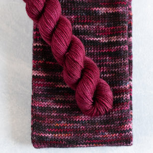 Picotee - Knitted Sock Tube 50g