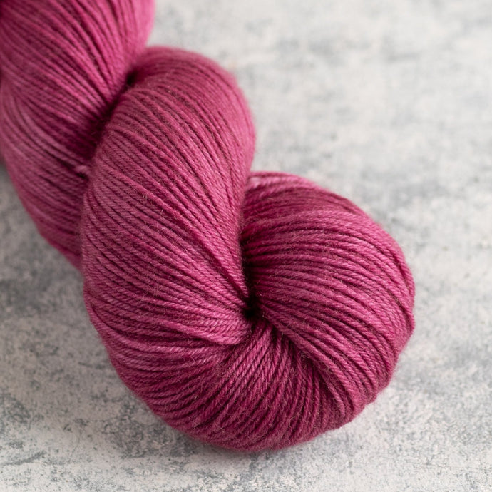 Pink OOAK - Fingering Weight - Sock