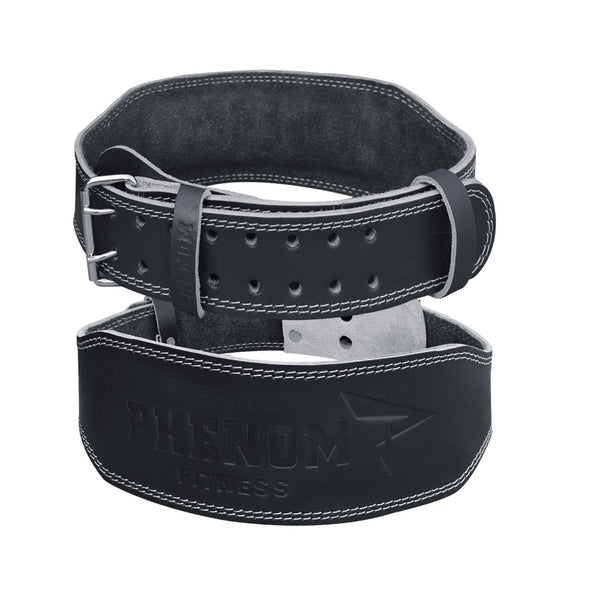 PHENOM WB-2 Leather Weightlifting Belt