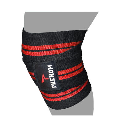 PHENOM KW-1 Knee Wraps